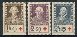 Finland, michel 188/90, xx