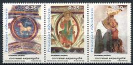 Andorra Sp., michel 296/98, xx
