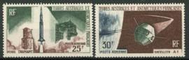 Antarctica Fr., michel 33/34, xx