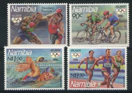 Namibie, michel 815/18, xx