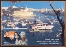 Malta , michel blok 22 , xx