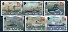 Isle of Man, michel 166/71, xx