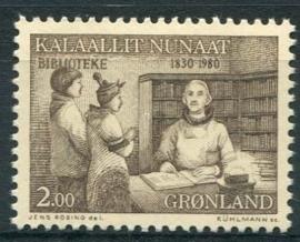 Groenland, michel 123, xx