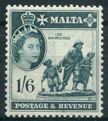 Malta, michel 248, x