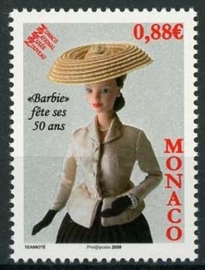 Monaco , michel 2926, xx