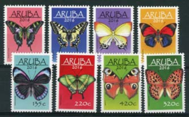 Aruba, nvph 868/75, xx