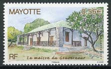 Mayotte, michel 235, xx