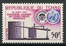 Tchad, michel 115, xx