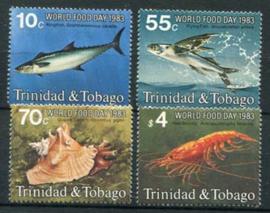 Trinidad & T., michel 475/78, xx