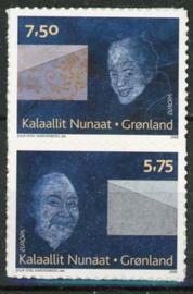 Groenland, michel 504/05, xx