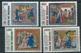 Vatikaan, michel 1167/70, xx