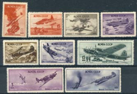 Sovjet Unie, michel 972/80, x