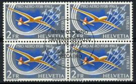 Zwitserland, michel 780 ,bl.v.4, o