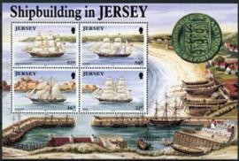 Jersey, michel blok 6, xx