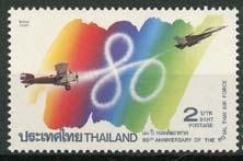 Thailand, michel 1631, xx