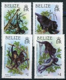 Belize, michel 959/62, xx