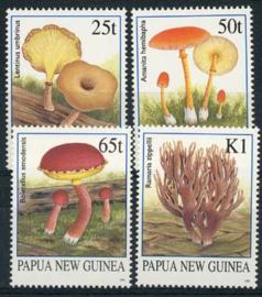 Papua N.Guinea, michel 750/53, xx
