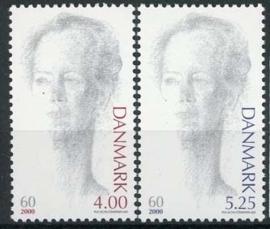 Denemarken, michel 1238/39, xx
