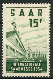 Saar , michel 348, xx