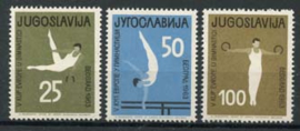 Joegoslavie, michel 1049/51, xx