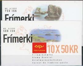 IJsland, michel MH met 913/14, xx