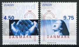 Denemarken, michel 1277/78, xx