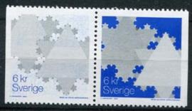 Zweden, michel 2207/08, xx