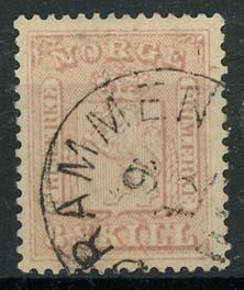 Noorwegen, michel 9, xx