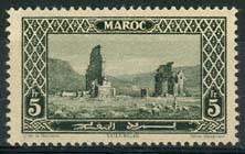 Marokko, michel 36, x