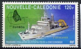 N.Caledonie, michel 1011, xx