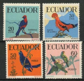 Ecuador, michel 981/84, xx