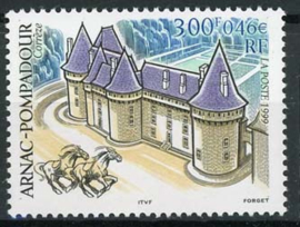 Frankrijk, michel 3420, xx