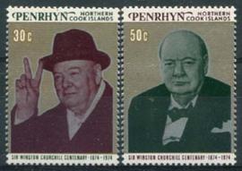 Penrhyn, michel 62/63, xx