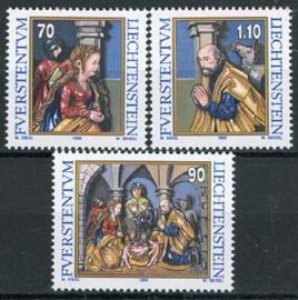 Liechtenstein, michel 1183/85, xx
