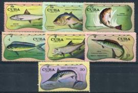Cuba, michel 1721/27, xx