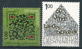 Liechtenstein, michel 1580/81, xx