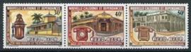 N.Caledonie, michel 710/12, xx