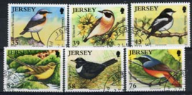 Jersey, michel 1377/82, o