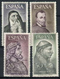 Spanje, michel 1430/33, xx