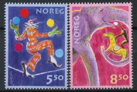 Noorwegen, michel 1446/47, xx