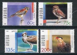 Aruba, nvph 343/46, xx
