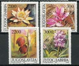 Joegoslavie, michel 2333/36, xx