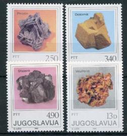 Joegoslavie, michel 1849/52, xx