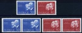 Zweden, michel 542/43,xx
