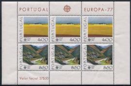 Portugal, michel blok 20, xx
