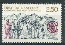 Andorra Fr., michel 428, xx