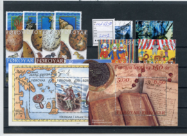 Faroer jaargang 2002 , xx