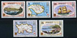 Jersey, michel 180/84, xx
