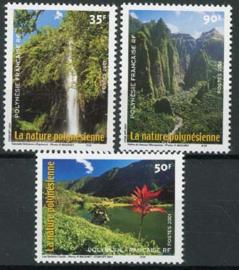 Polynesie, michel 835/37, xx