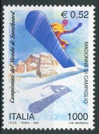 Italie, michel 2739, xx